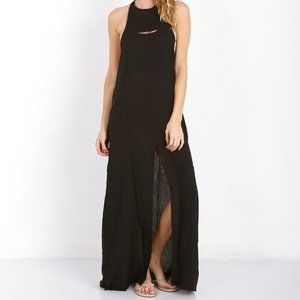NEW Acacia Swimwear Front Slit Cover Up Dress